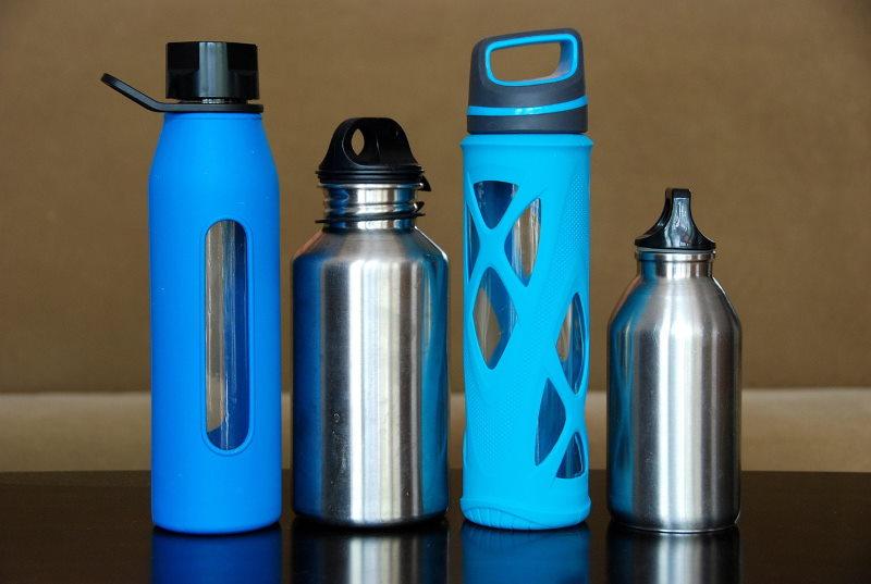 Bottiglie Ecologiche in Acciaio